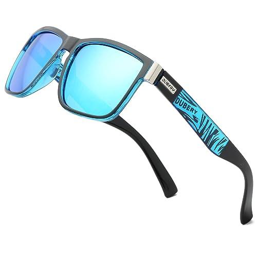 Amazon.com: DUBERY Gafas de sol polarizadas para hombre y ...