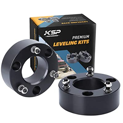 "Leveling Lift Kits for F150, KSP Strut Spacers 3"" Front Lift Kit For 2004-2020 F150 Front Strut Spacers Raise the Front Of Your F150 3 Inch: Automotive"