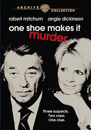 d224f57c6410 Amazon.com  One Shoe Makes it Murder  Robert Mitchum  Movies   TV