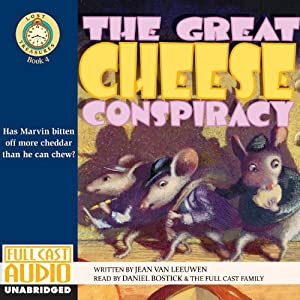 The Great Cheese Conspiracy Audiobook