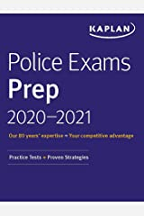 Police Exams Prep 2020-2021: 4 Practice Tests + Proven Strategies (Kaplan Test Prep) Kindle Edition