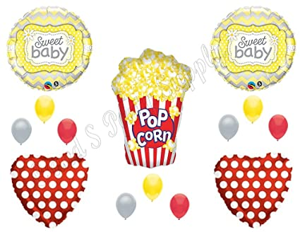 Amazon Ready To Pop Baby Shower Balloons Decoration Supplies