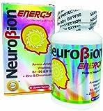 Neurobion Energy, 60 Capsules (3 Pack) – Amino Acids Vitamin B1 B2 B6 B12 Review