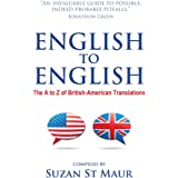 English to English: The A to Z of British-American Translations