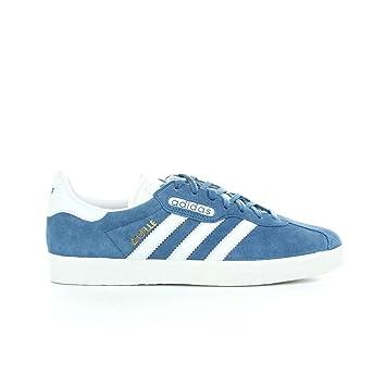 adidas Gazelle Super Essential, Chaussures de Fitness Homme, Bleu (Azretr/Ftwbla/