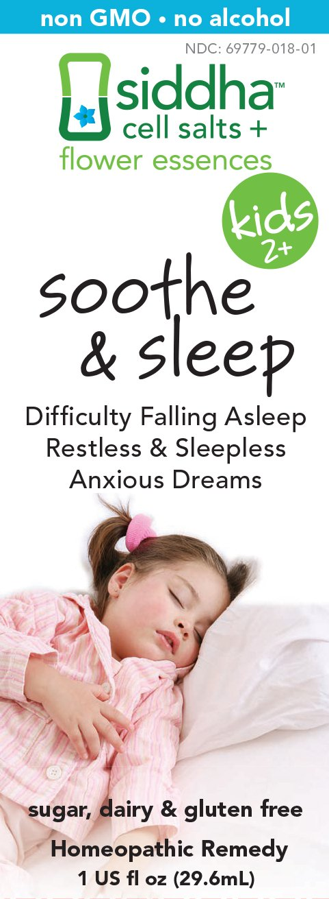Siddha Kid-Soothe and Sleep Supplement, 1 Fluid Ounce