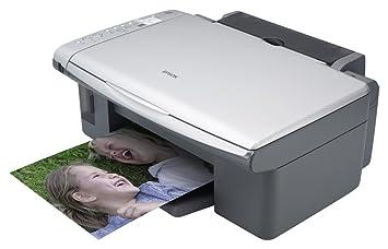 Epson Stylus DX4850 - Impresora multifunción (Colour, Colour ...