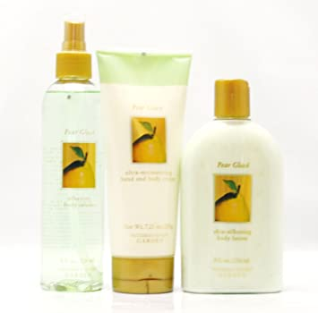 a65727e20cfc0 Amazon.com : Pear Glace By Victoria's Secret Skin-silkening Body ...