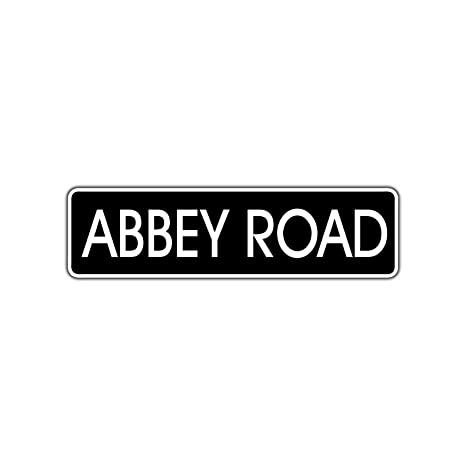 Amazon.com: Abbey Road Beatles Londres Tráfico Metal de ...