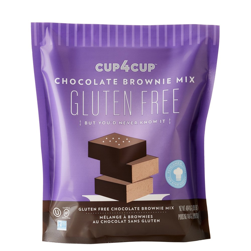 Cup 4 Cup Gluten Free Chocolate Brownie Mix, 14.25 oz