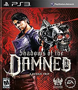 Shadows Of The Damned Sony Ps3