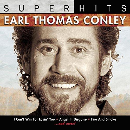 Super Hits -  Earl Thomas Conley, Audio CD
