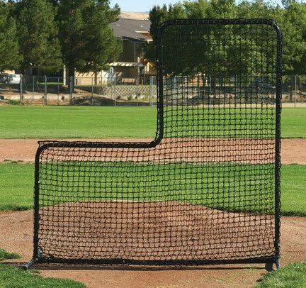 Pitcher 's l-screen