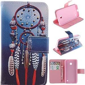 N630 case,N630 leather case,N630 wallet case,For N635 case,Nokia Lumia 630/635 case,N635 leather case,Nacycase Case For N635,Pu Leather Wallet Card Flip Case Cover for Nokia Lumia 630/635