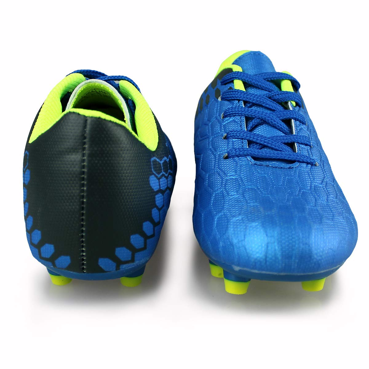 Hawkwell Kids Athletic Indoor Comfortable Soccer Shoes Toddler//Little Kid//Big Kid