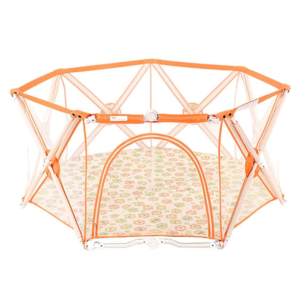 値頃 子供の遊び場(ボールあり)子供アクティビティセンター安全プレイヤードホーム活動エリア B07KTXHX15 (色 : Orange) : Orange) Orange B07KTXHX15, 美の達人:73173a83 --- a0267596.xsph.ru