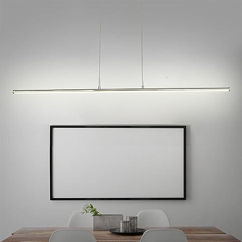 N3 Lighting Moderne Design LED Pendelleuchte Esszimmer, Pendellampe,  Hängelampe, Esstischleuchte, Dimmbar,