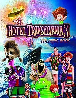 Hotel Transylvania 3 Summer Vacation Coloring Book Amazon