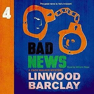 Bad News Audiobook