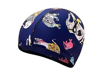 Flowerrs Bonnet de Bain Chapeau de Natation de Tissu de Polyester  d éléphant d  b3bd2789ea0