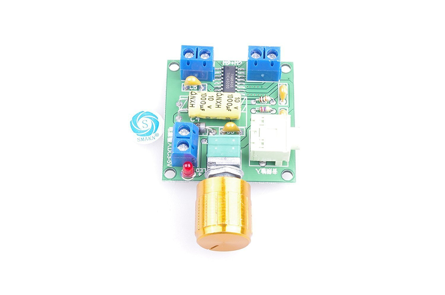 Smakn Pam8406 Amplifier Board German Quality 5w Stereo Audio Definitely More Than Pam8403 Musical Instruments