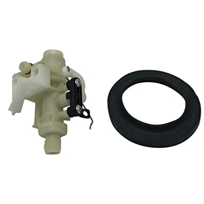 Beech Lane Upgraded Toilet Water Module Assembly 31705 for Thetford Magic V Toilets, Compare to Thetford 31705 Valve, Leak Resistant, Increased Lifespan, High Performance in Freezing Conditions: Automotive