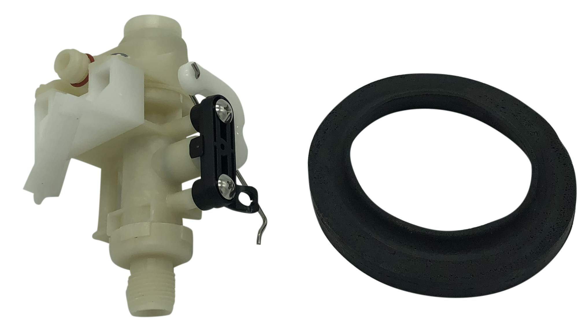 Beech Lane Upgraded Toilet Water Module Assembly 31705 for Thetford Magic V Toilets, Compare to Thetford 31705 Valve, Leak Resistant, Increased Lifespan, High Performance in Freezing Conditions