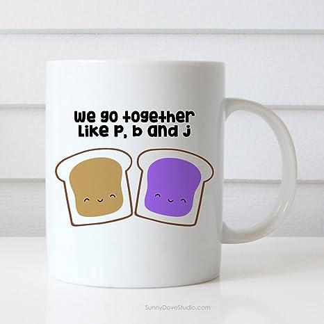Amazon.com: Taza de regalo para el mejor amigo de BFF, novio ...