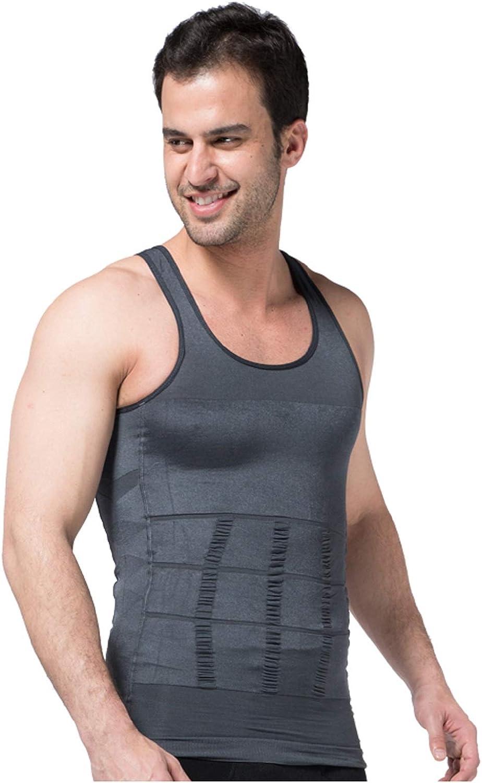 mens shapewear vest compression garments for men