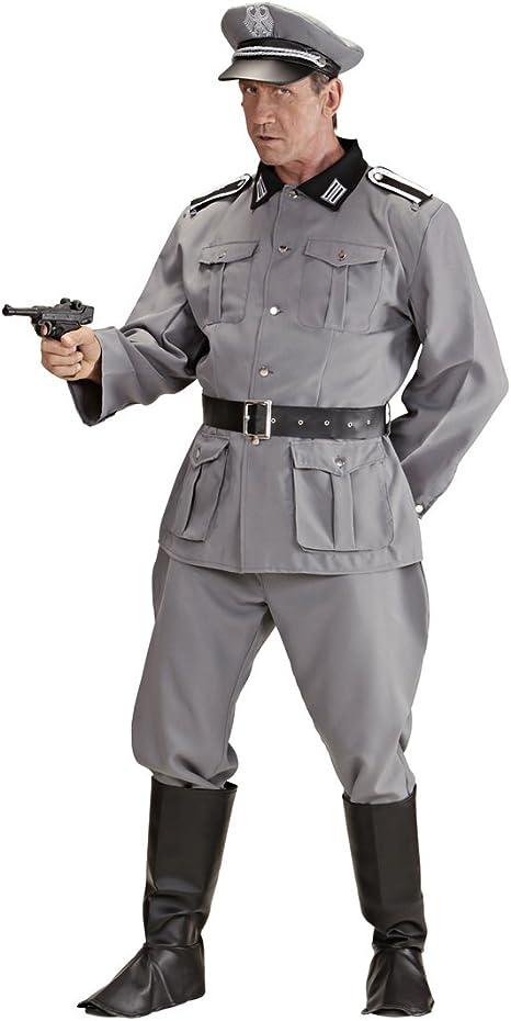 Disfraz Soldado Segunda Guerra Mundial Disfraz Soldado alemán M 50 ...