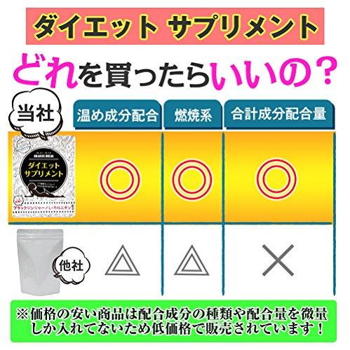 Japanese Popular Diet Supplement Graisse Break 30days(60tablets) by Graisse Break (Image #6)