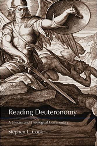 Reading Deuteronomy: A Literary and Theological Commentary (Reading the Old Testament)