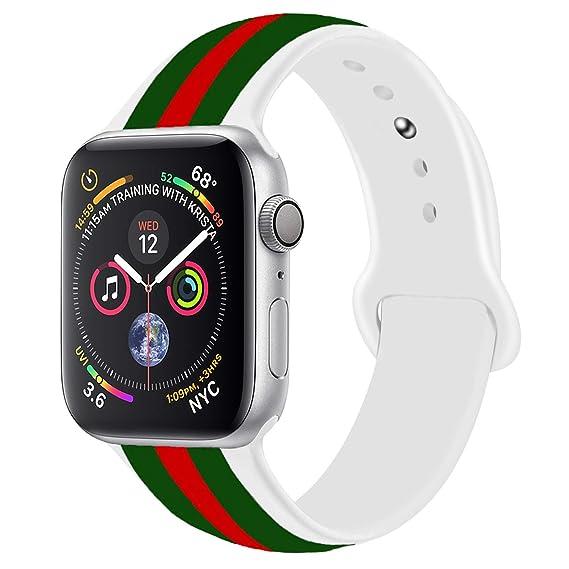 1cccf93ea1d Amazon.com  HandyGear Compatible with Apple Watch Band