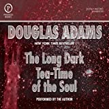 Front cover for the book The Long Dark Tea-Time of the Soul by Douglas Adams