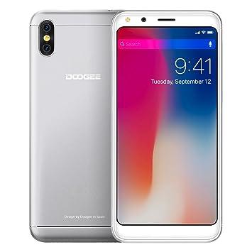 DOOGEE X53 Desbloqueado Smartphone 1GB + 16GB 5.3 Pulgadas Android ...