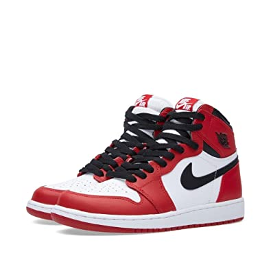 air jordan 1 retro high og red