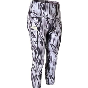 Leggings De Yoga para Correr, Pantalones Cortos De Cintura ...