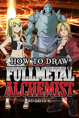 How to Draw Full Metal Alchemist: The Step-by-Step Full Metal Alchemist Drawing (Alchemist Head)