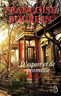 D'espoir et de promesse, Bourdin, Françoise