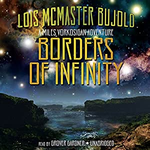 Borders of Infinity Hörbuch