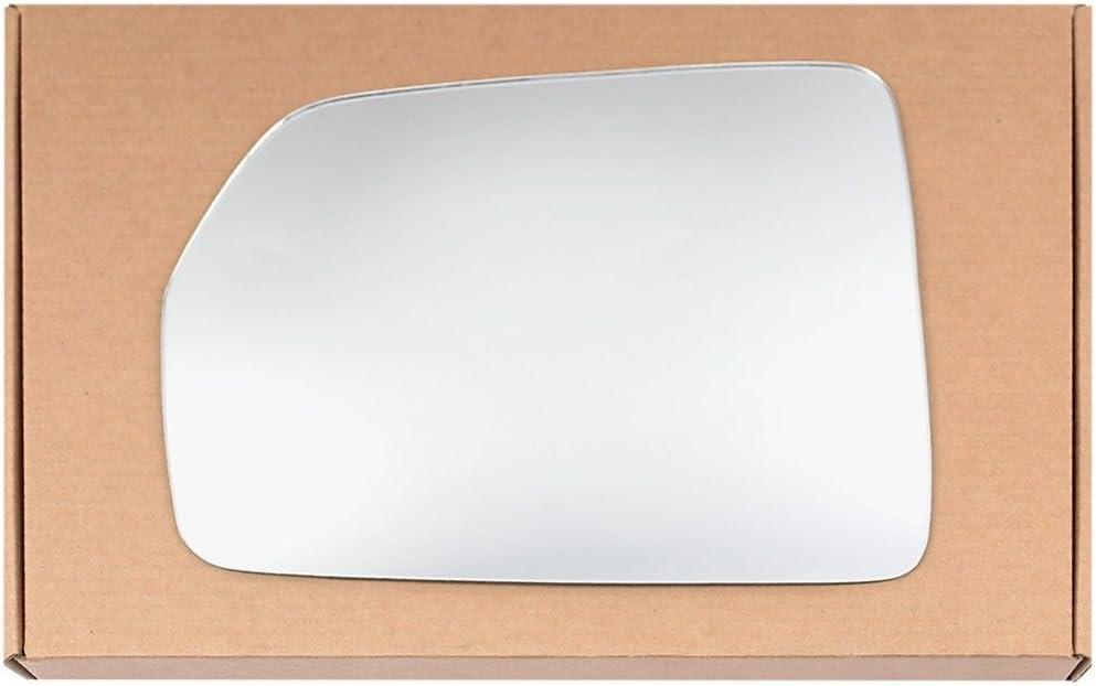 Left Near Passenger Side Stick On Mirror glass #KiSportage07-10-LC