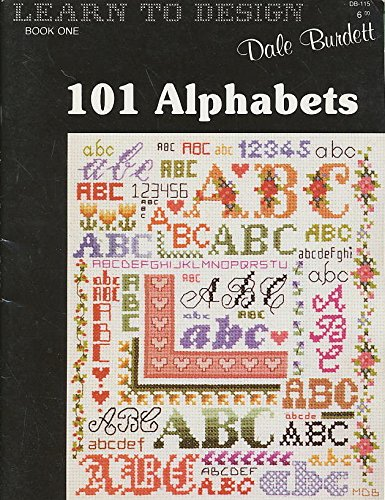 101 Alphabets (Learn to Design, Book 1)