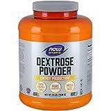 NOW Sports Dextrose Powder, 10-Pound