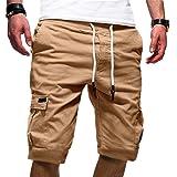 Shorts for Men,Wadonerful Classic Men's Pant