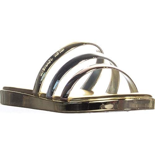 1dfc6c1216dd MICHAEL Michael Kors Womens Keiko Slide  Amazon.ca  Shoes   Handbags