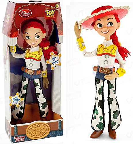 Disney Store Exclusive Toy Story 3 Talking Woody And