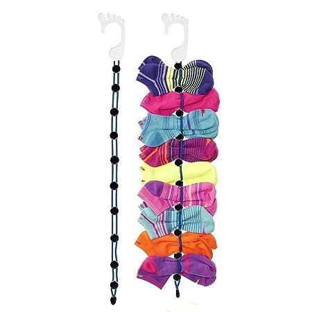 Calcetines Organizador para colgar, fácil Clips & Locks gepa Art ...