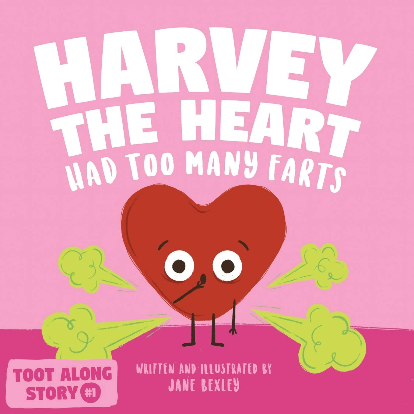 Harvey The Heart Had Too Many Farts: A Rhyming Read Aloud Story Book For Kids And Adults About Farting and Friendship, A Valentine's Day Gift For Boys and Girls WeeklyReviewer