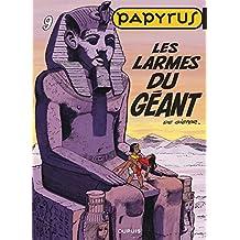 Papyrus 09 Larmes du géant