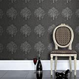 Graham and Brown 60011 Enchant Wallpaper, Gothic